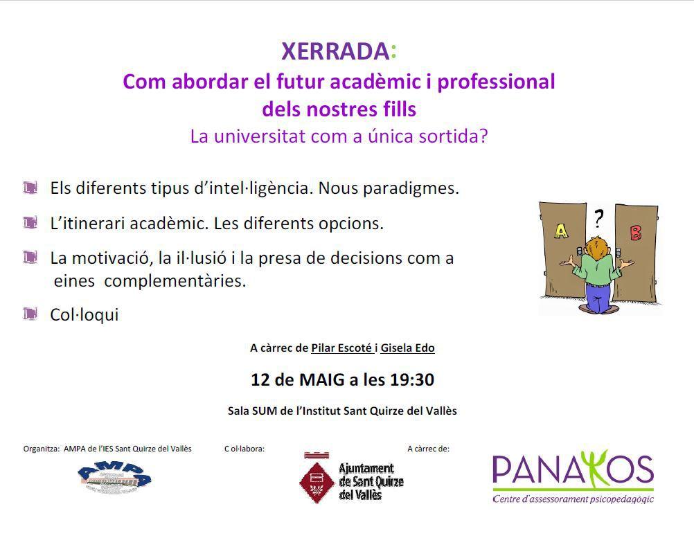 Xerrada-INS-futur-acadèmic-professional-2016-05-12